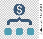 money aggregator icon. vector... | Shutterstock .eps vector #544541401