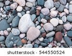 river rocks | Shutterstock . vector #544550524