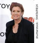 "Small photo of LOS ANGELES - AUG 13:: Carrie Fisher at the ""William Shatner Roast on Comedy Central at CBS Radford Studio on August 13, 2006 in Studio CIty, CA"