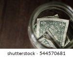 Saving Money Using A Mason Jar.