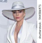 los angeles   nov 20   lady... | Shutterstock . vector #544586971