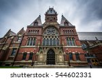 The Harvard Memorial Hall  At...