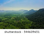 Small photo of Mountain Range Maduru oya