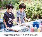 khao yai  thailand   december 3 ... | Shutterstock . vector #544644841