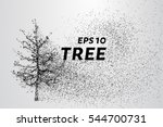 the tree of particles. tree...