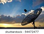 satellite.   Shutterstock . vector #54472477