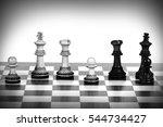 chess | Shutterstock . vector #544734427