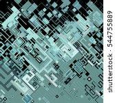 vector illustration of a... | Shutterstock .eps vector #544755889