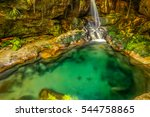 Beautiful Natural Pool In The...