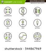 concept line icons set 4...   Shutterstock .eps vector #544867969