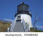 Owl Head Lighthouse In Maine ...