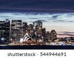 sydney  australia   september...   Shutterstock . vector #544944691