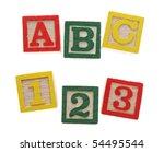 Abc 123 Alphabet Blocks...