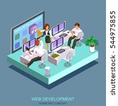 isometric development company...