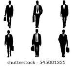 vector illustration of a six...   Shutterstock .eps vector #545001325