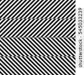 vector seamless pattern.... | Shutterstock .eps vector #545033239