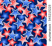 Red White And Blue Stars...