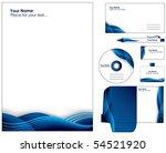 corporate style | Shutterstock .eps vector #54521920