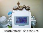 advanced equipment for body...   Shutterstock . vector #545254375