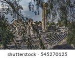Apollo Temple In Civilization...