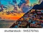 positano | Shutterstock . vector #545270761