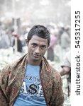 dhaka  bangladesh   december 30 ... | Shutterstock . vector #545317255