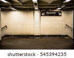 new york city   august 24  2016 ... | Shutterstock . vector #545394235