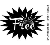 free. vector sign. isolated...