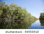 beautiful landscape from the... | Shutterstock . vector #54553510