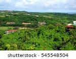 aklan  ph   dec. 20  boracay... | Shutterstock . vector #545548504