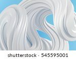 abstract blue and white... | Shutterstock . vector #545595001