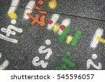 engineer workman's...   Shutterstock . vector #545596057