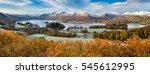 Beautiful View Of Derwentwater...