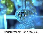 set up blur photos with glass... | Shutterstock . vector #545752957