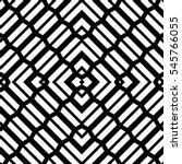repeated white geometric... | Shutterstock .eps vector #545766055