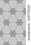 modern floral pattern of... | Shutterstock .eps vector #545770147