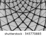 whirl architecture rooftop in... | Shutterstock . vector #545770885