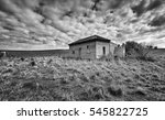 Abandoned Farm Homstead With...