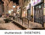 berchtesgaden  germany   25... | Shutterstock . vector #545874091