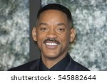 Small photo of Will Smith attends the European Premiere of 'Collateral Beauty' at Vue Leicester Square on December 15, 2016 in London, England