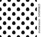 avocado pattern. simple... | Shutterstock .eps vector #545890825