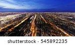 osaka blur | Shutterstock . vector #545892235