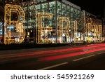 berlin  germany   15 december ... | Shutterstock . vector #545921269
