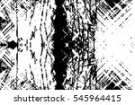 grunge black and white urban... | Shutterstock .eps vector #545964415