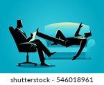 business concept illustration... | Shutterstock .eps vector #546018961