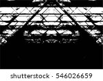 grunge black and white urban... | Shutterstock .eps vector #546026659