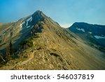 Wide Angle Mountainous...