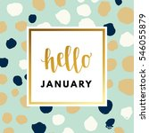 hello january creative