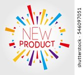 new product. poster  banner ...   Shutterstock .eps vector #546097051