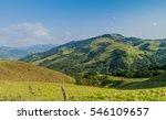 Landscape Of Tilaran Mountains...